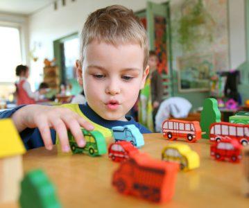 Frühförderung von Vorschulkindern